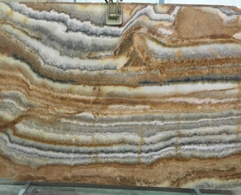 Multicolor Marble Onyx Stone House