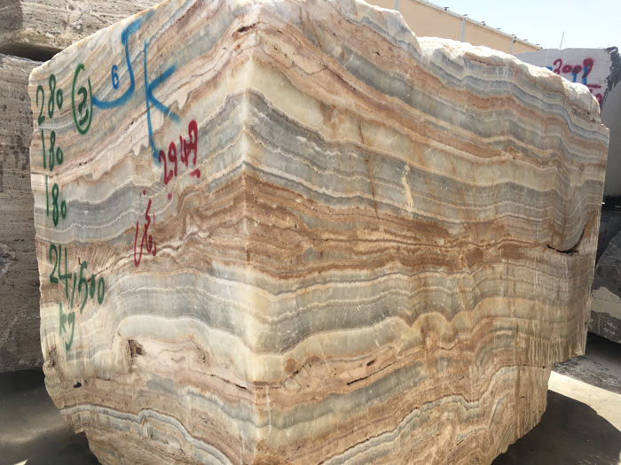 MULTI COLOR MARBLE STONE | خانه سنگ اونیکس