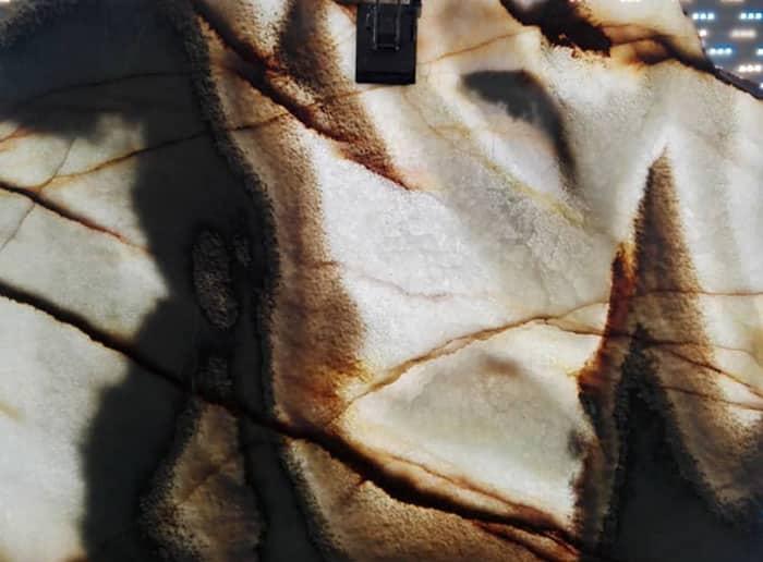 سنگ مرمر باتر فلای - خانه سنگ اونیکس کد 12