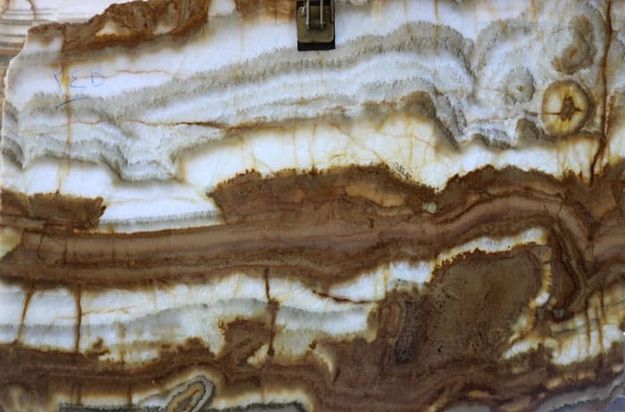 سنگ مرمر مولتی کالر - خانه سنگ اونیکس کد 9